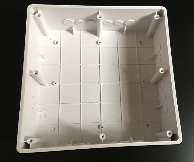 LANGLI hot sell pvc electrical box / junction box/waterproof box