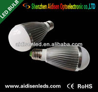 AC85-265V 7W E27 High lum new design led bulb lighting