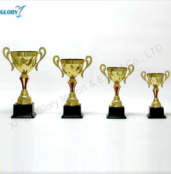 Gold Cheap High-Quality Wholesale High-End Trophy Cup