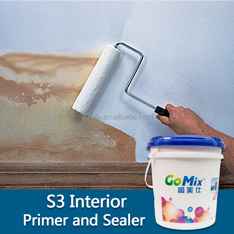 Alkali Resistant Base Coating S3 Acrylic Undercoat Paint