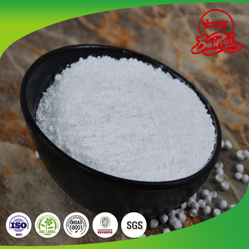 Industrial grade high quality light calcium carbonate factory
