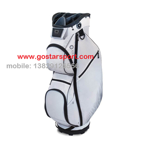 PU golf cart bag, golf stand bag