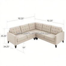 SFS00003 Professional china factory direct sale New Hot-sale egyptian Sectionals Sofa furniture