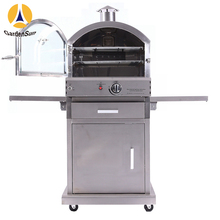 grill top pizza oven approval with CSA CE