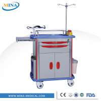 MINA-ET850J-1 With one door abs plastic famous hard abs trolley case