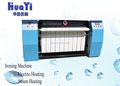 Hotel laundry equipment with bedsheet ironing machine flatwork ironer