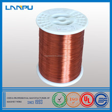 Color awg enamelled copper wire winding and soldering