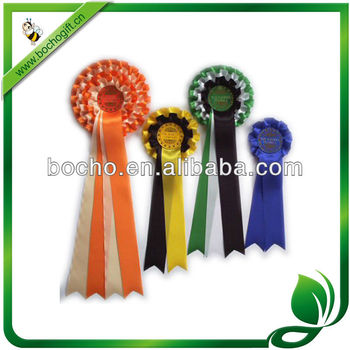 beautiful decorative Rosette ribbons