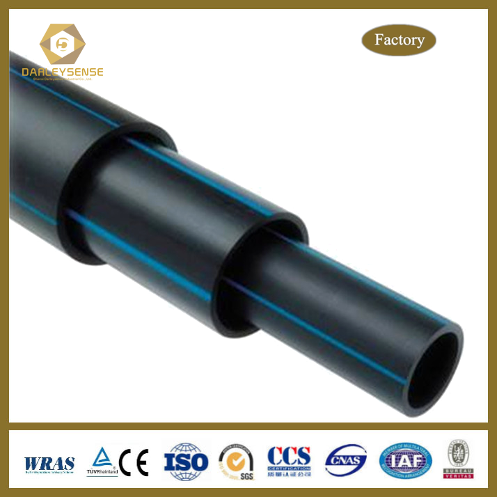 Customized professional pe 100 sdr 11 hdpe pipe with low price