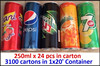 Pepsi Regular (250ml x 24 pcs)