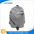 Trendy Custom Mens School Backpack bag