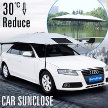 Customized design logo printed advertising uv protection car front sunshade