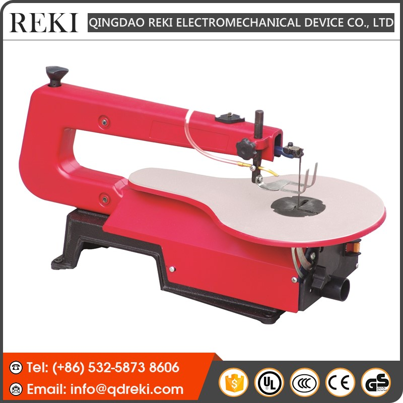 "REKI 16"" Industrial Scroll Saw Machine RSS16B"