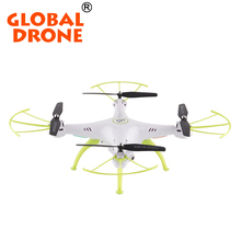 GLOBAL DRONE SYMA drone X5HW 4CH 6 axis used aircraft with wifi dron with camera