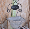 Hanging Wicker Basket wholesale gift Baskets