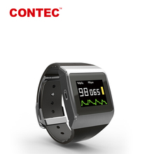 September ONLY!!!Contec CMS50K heart rate monitor smart watch heart rate wrist watch