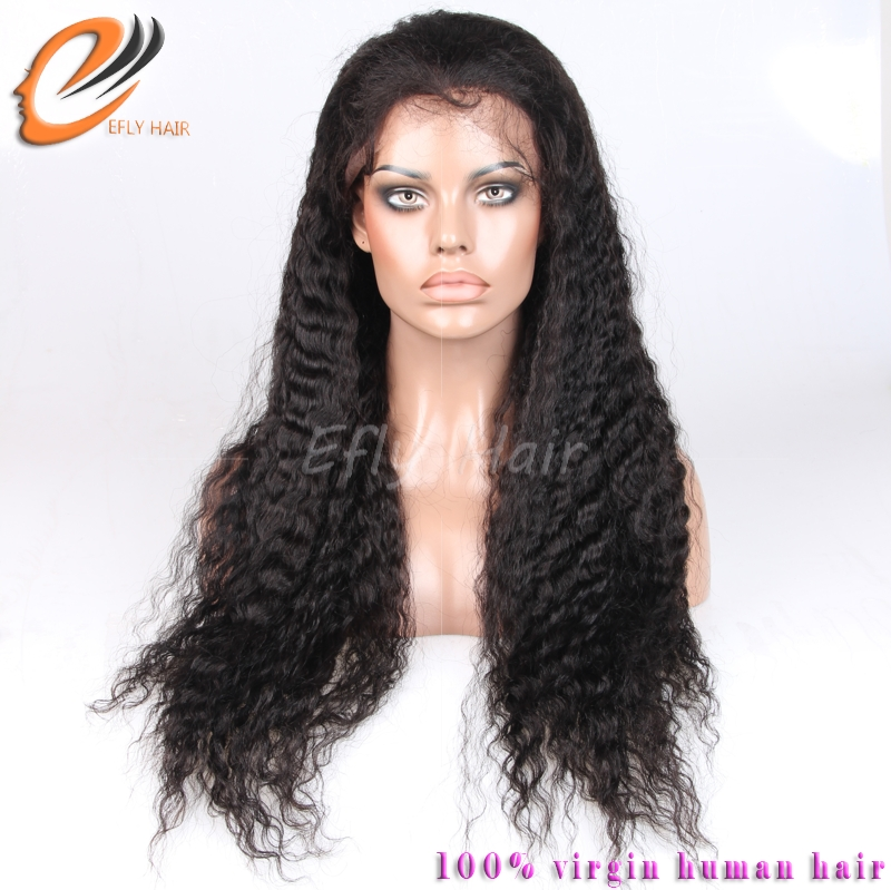 Wholesale 7A Grade High quality Alibaba china besT selling brazilian remy hair front lace wigs