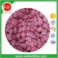 low high quality hot sale Ammonium sulphate granular pink color