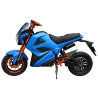 Faster Speed Full Size Ce Approved Electric Motorcycle