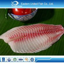 no chemical iqf ivp tilapia fillet