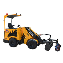 Chinese manufacturer agricultural machinery reliiable quality mini kubota small tractors for sale