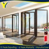 Australian Standars AS2047 AS/NZS2208 AS1288 aluminum exterior glass folding door
