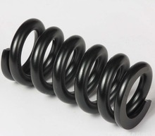 Custom Corrosion Resistant Compression spring,Pressure to play in the end, will not become shorter