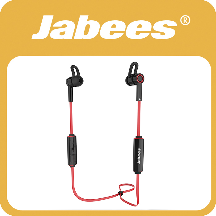 Jabees 2017 Newest Sport Mini Bluetooth Wireless Stereo Headphone with microphone