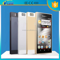 Metal bumper case for lenovo k900,case for lenovo k900