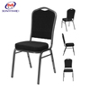 2017 Foshan high quality stacking iron conference chair