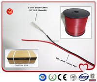 UL 2877 2 Core Flat Electric wire/ Winding Displacement From China