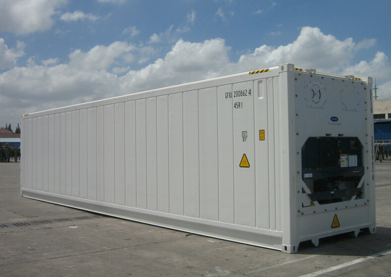 Used 40ft Offshore Refrigerated Containers For Sale