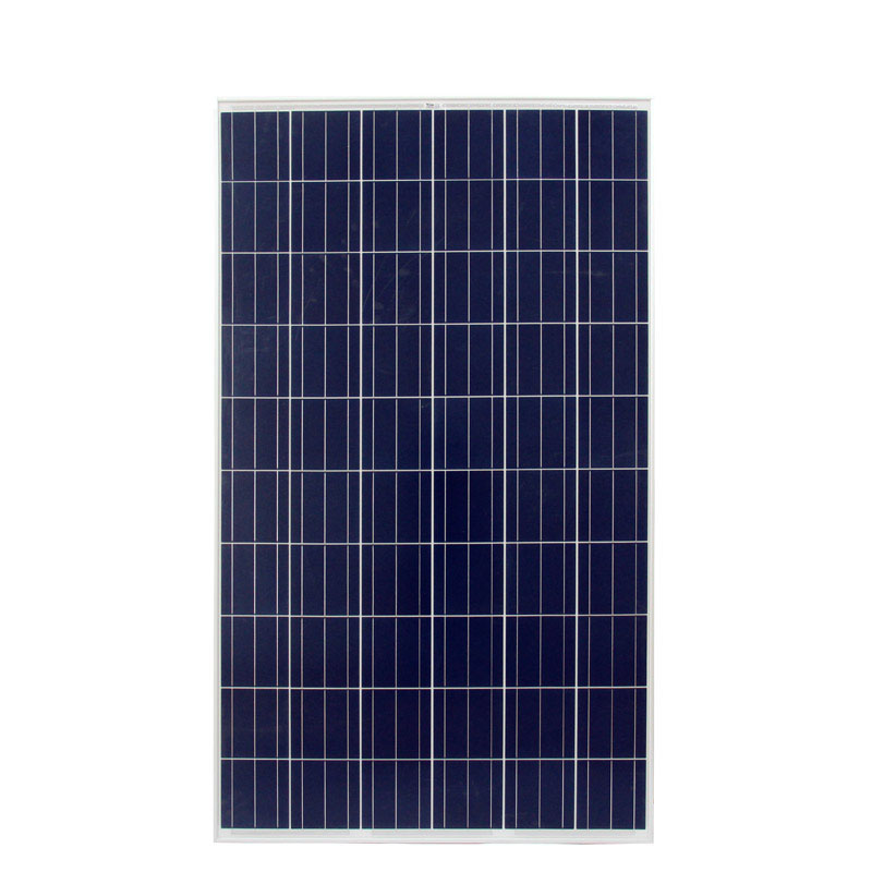 250W monocrystalline polycrystalline silicon solar panel for home solar system