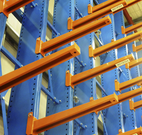 Heavy Shelving and Racking Warehouse Management