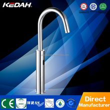 Tall model hospital use fancy bathroom infrared sink faucets KD-199D/AD