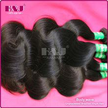 hj best quality wholesale virgin hot selling brazilian tight curl remy hair weave
