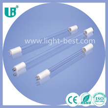 17w ozone generating uvc lamp t5 ultraviolet tube lights
