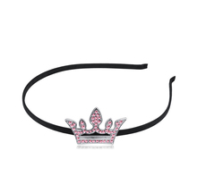 23377 China Supplier Yellow Gold opal magnetic jewelry hairband for girl