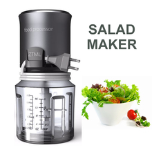 New Arrival Attractive Electric 400w Food Chopper Salad Maker
