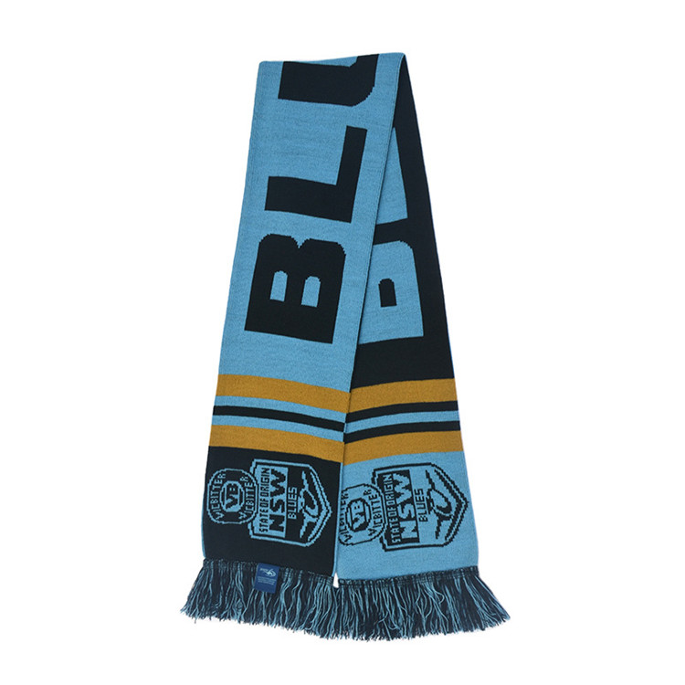 High-end gifts soccer fans customized acrylic scarf