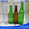 FDA Certified 330ml Amber Green Empty