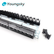 Easy Removable Assemble The Module 24 Port Patch Panel