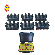 Hot sale 48 channels special effect stage fountain cold flame fireworks firing system