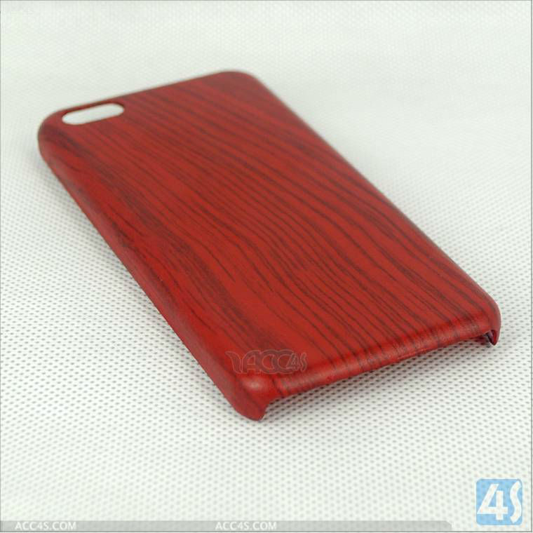For iPhone 5C High Class Wood Grain Hard PC Phone Cover P-IPH5CHC003