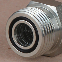 Stainless Steel Hydraulic Pipe Fitting Direct FACTORY/ Manufacturer