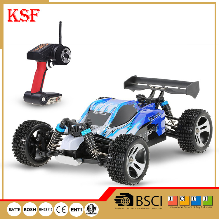 Wltoys A959 Upgrade metal universal rc off-road car remote control with big wheel