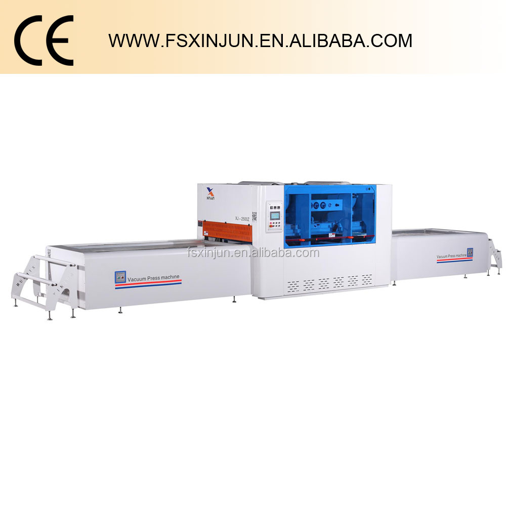 Multi-function Positive and Negative Filming machine for high gloss film