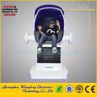 2016 new technology mobile 9d vr cinema system roller coaster for sale