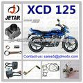 Bajaj XCD125 motorcycle parts