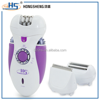 3 in 1 rechargeable women shaver hair remover machine lady epilator